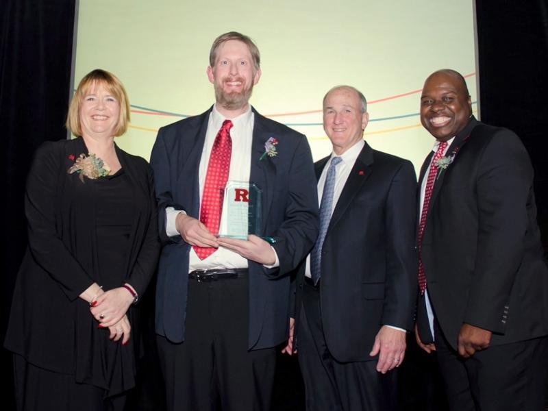 Eric Schwarz - 2013 REAL Award