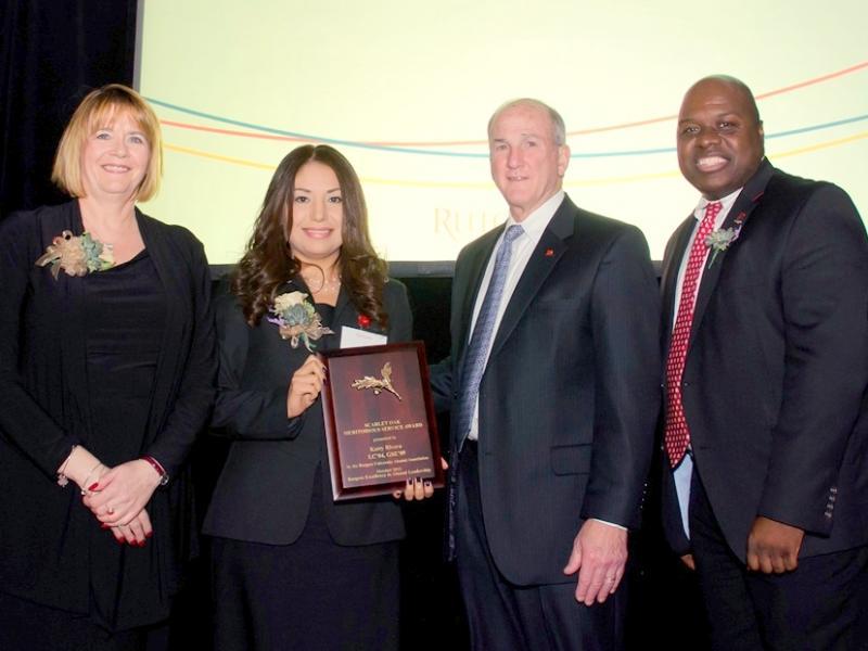 Katty Rivera - 2013 REAL Award