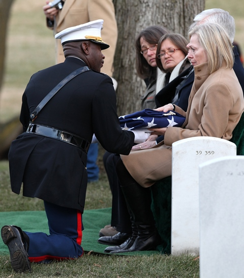 Carlyle E. Shelton Jr. at Arlington National Cemetery