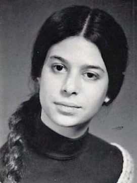 Francoise Jacobsohn (1979) - From the Livingston College yearbook
