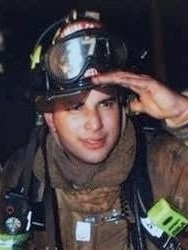 Kevin Apuzzio, Firefighter with East Franklin Township Fire Department, Station 27