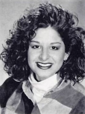 Marla Diamond (1992) - From the Livingston College yearbook