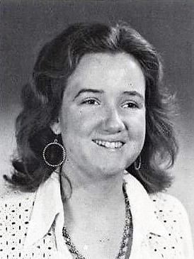 Martha Nell Smith (1977) - From the Livingston College yearbook