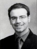 Robert Bertrand, 2001 Livingston College yearbook